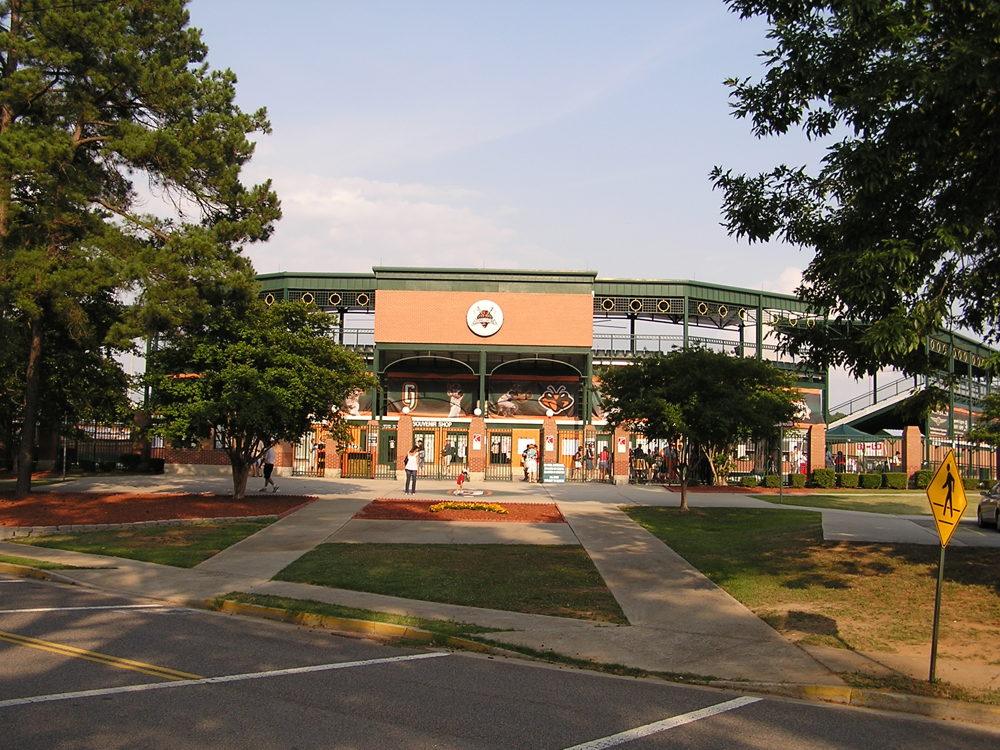 Lake Olmstead Stadium, Augusta, Georgia